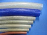 Silicone braided hose