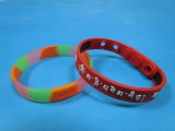 Silicone Wrist ring